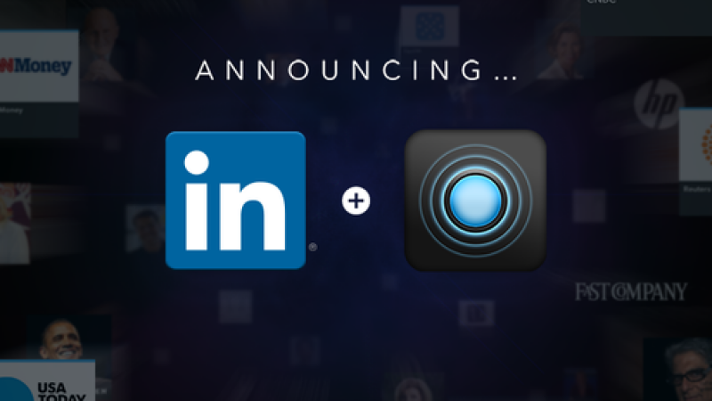 With Pulse, LinkedIn Is Becoming The Newspaper Of The Future