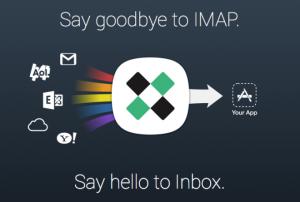 Inbox flow illustration
