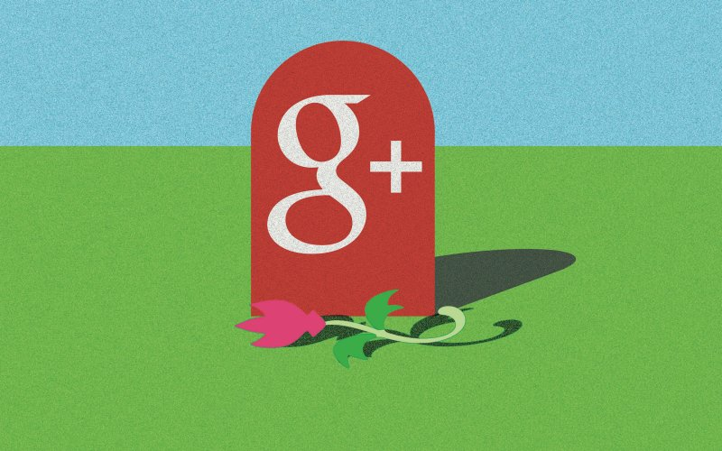 Farewell, Google+, We Hardly Knew Ye